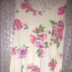 Lace Racerback Aeropostale Dress
